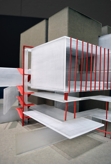 structural sketch model