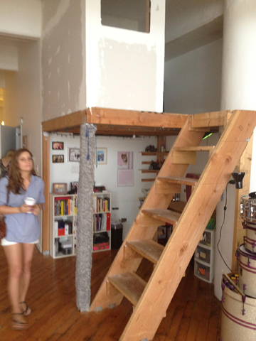 $800/mo A Loft in a Shared, Beautiful and Spacious Apartment