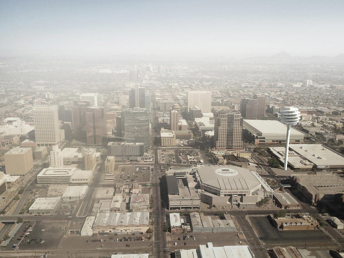 Aerial view (Image: BIG)