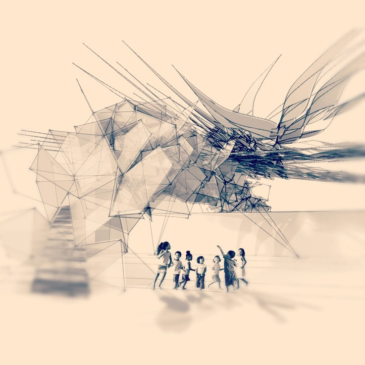 Platonic Solids by Ibrahim Rajah