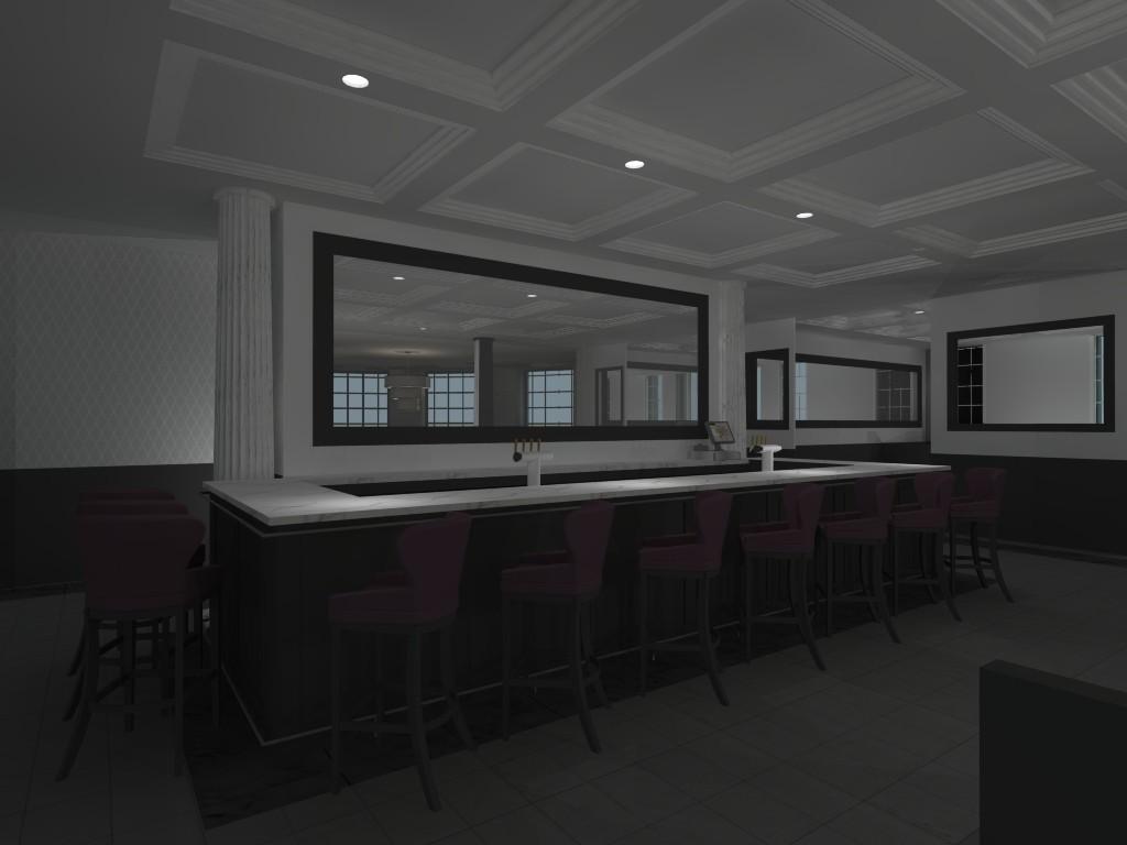 Rendering of Bar