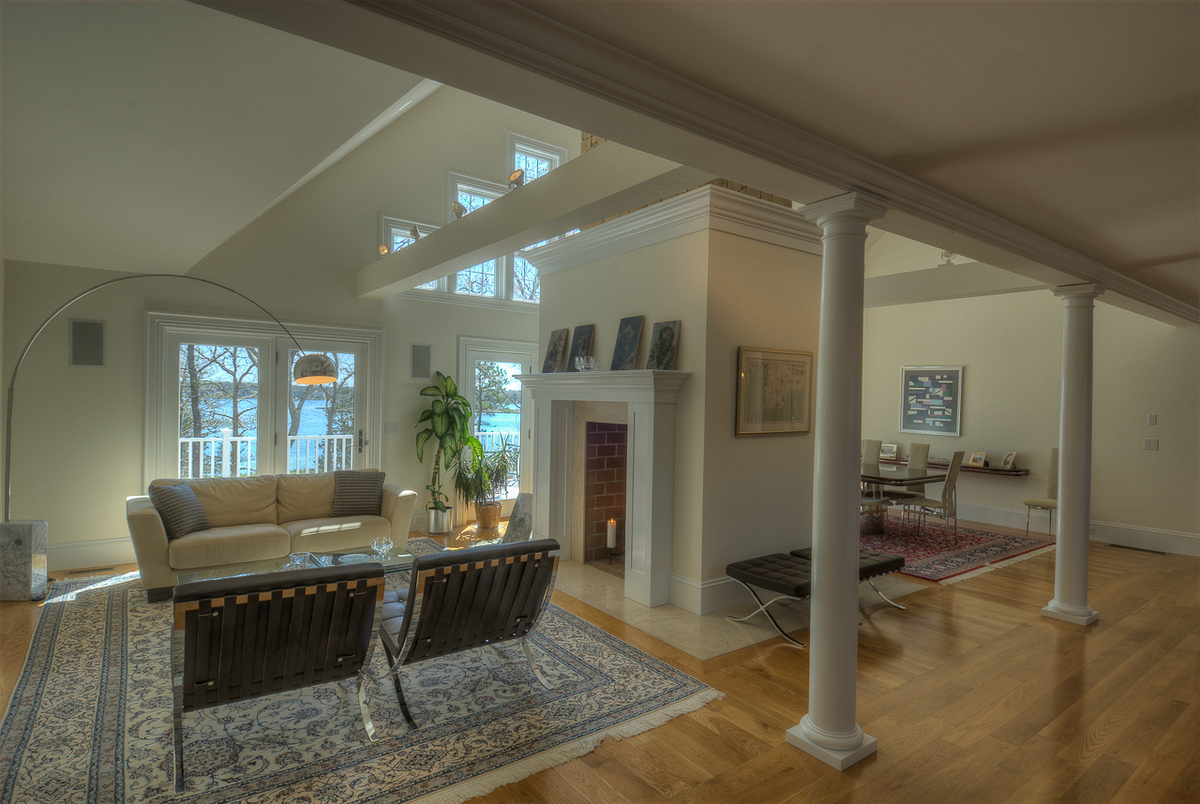 Falmouth Residence David Boronkay Archinect