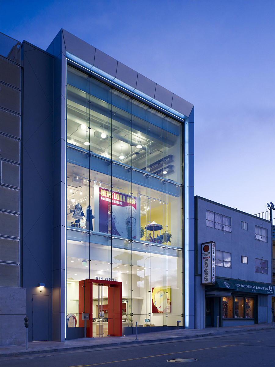 Ten top images on archinect 39 s architect sure pinterest for Best architecture firms in san francisco