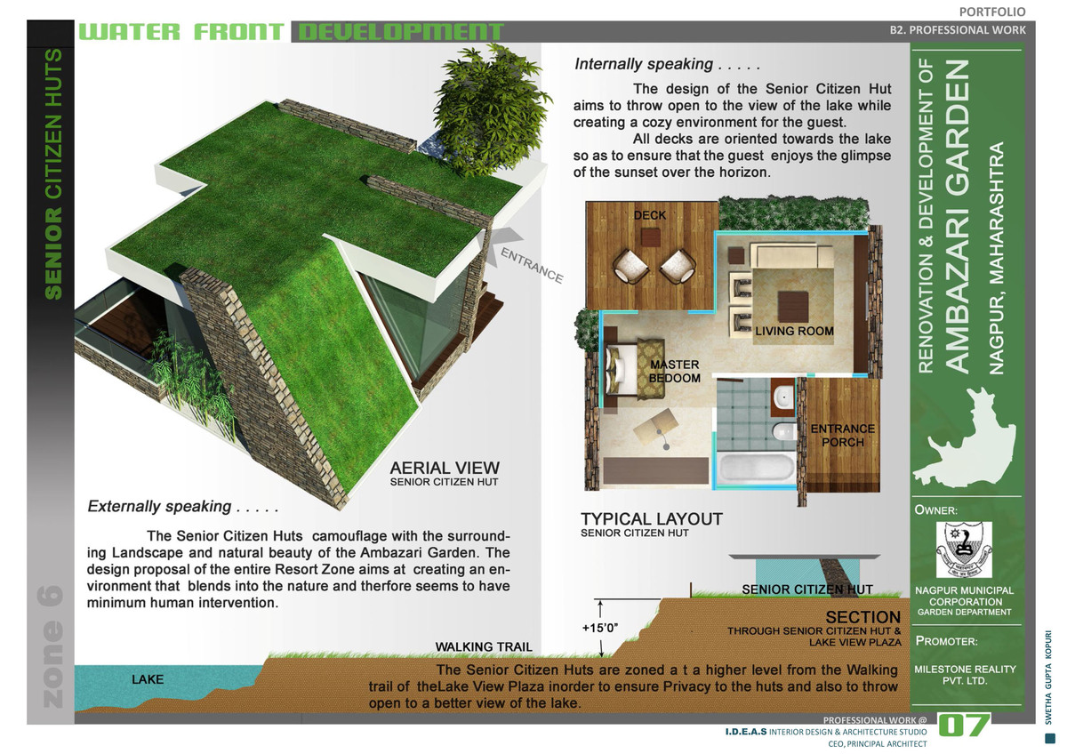 Architectural Portfolio Swetha Kopuri