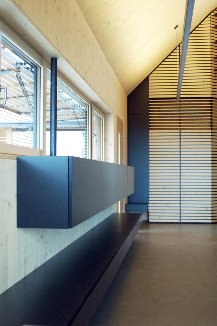 Interior (Photo: Martin Weiß)
