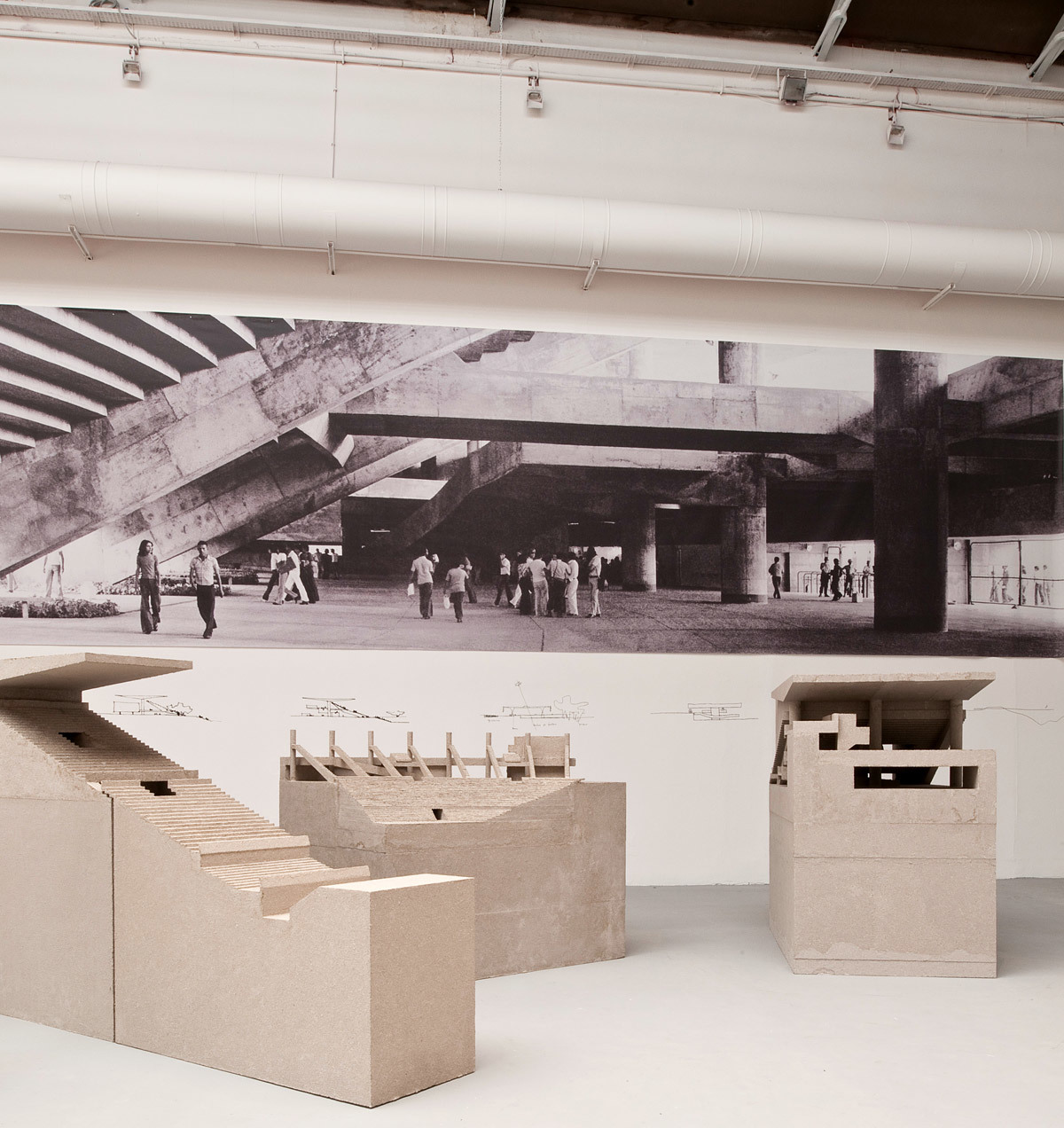 Silver Lion: Grafton Architects, Paulo Mendes da Rocha (Photo: Francesco Galli)