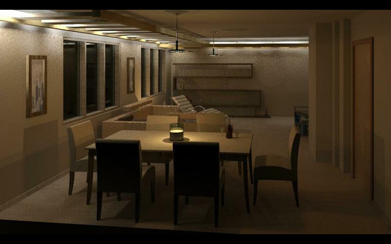 Apartment interior design estetix studio archinect for Interior decorating schools ct