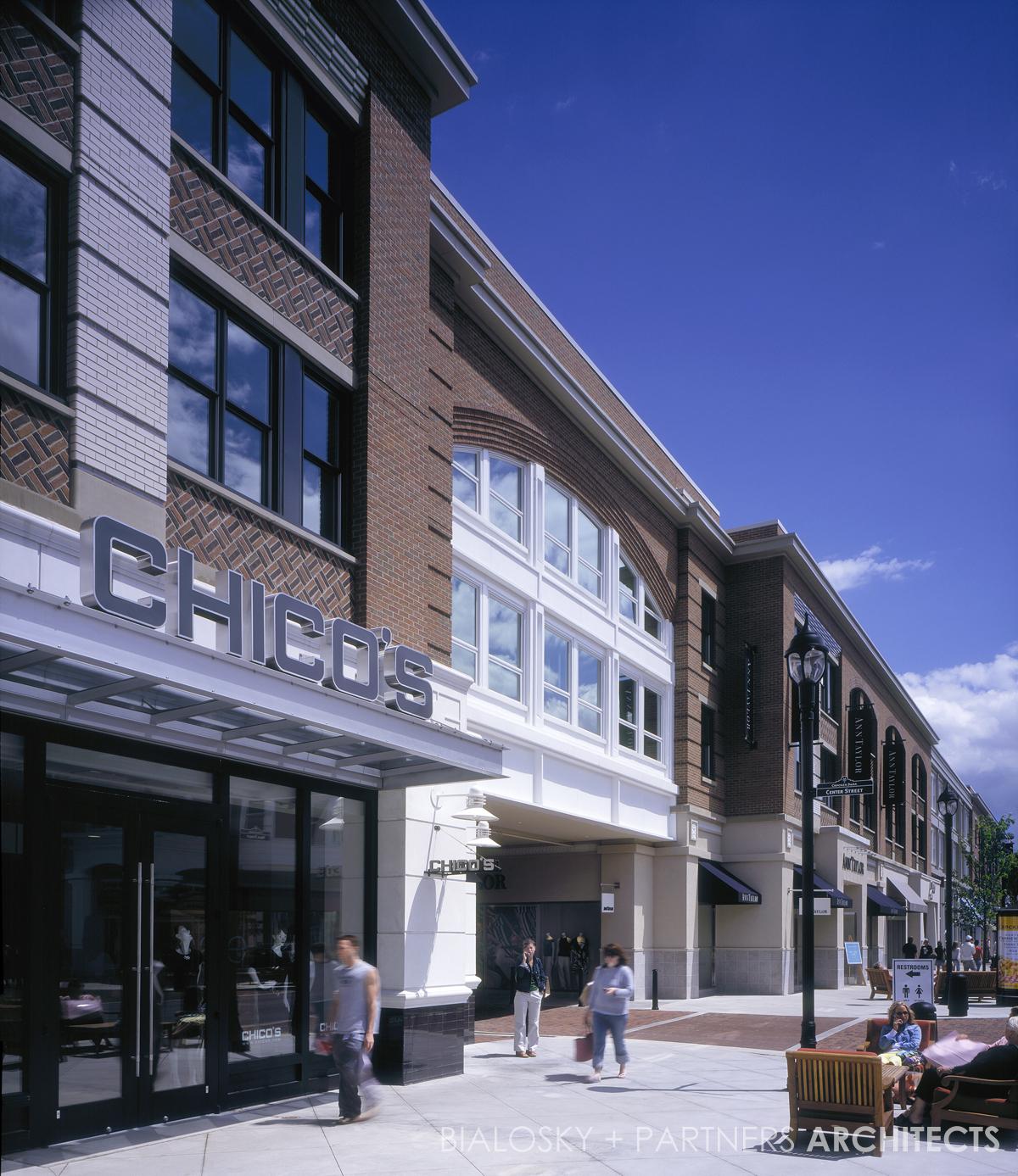 Crocker Park - Bialosky + Partners Architects