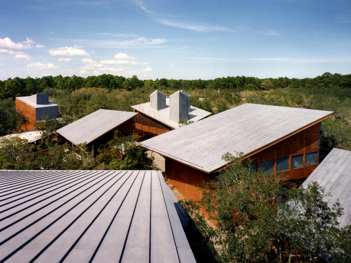Leeper studio complex atlantic center for the arts for Architecture companies in florida