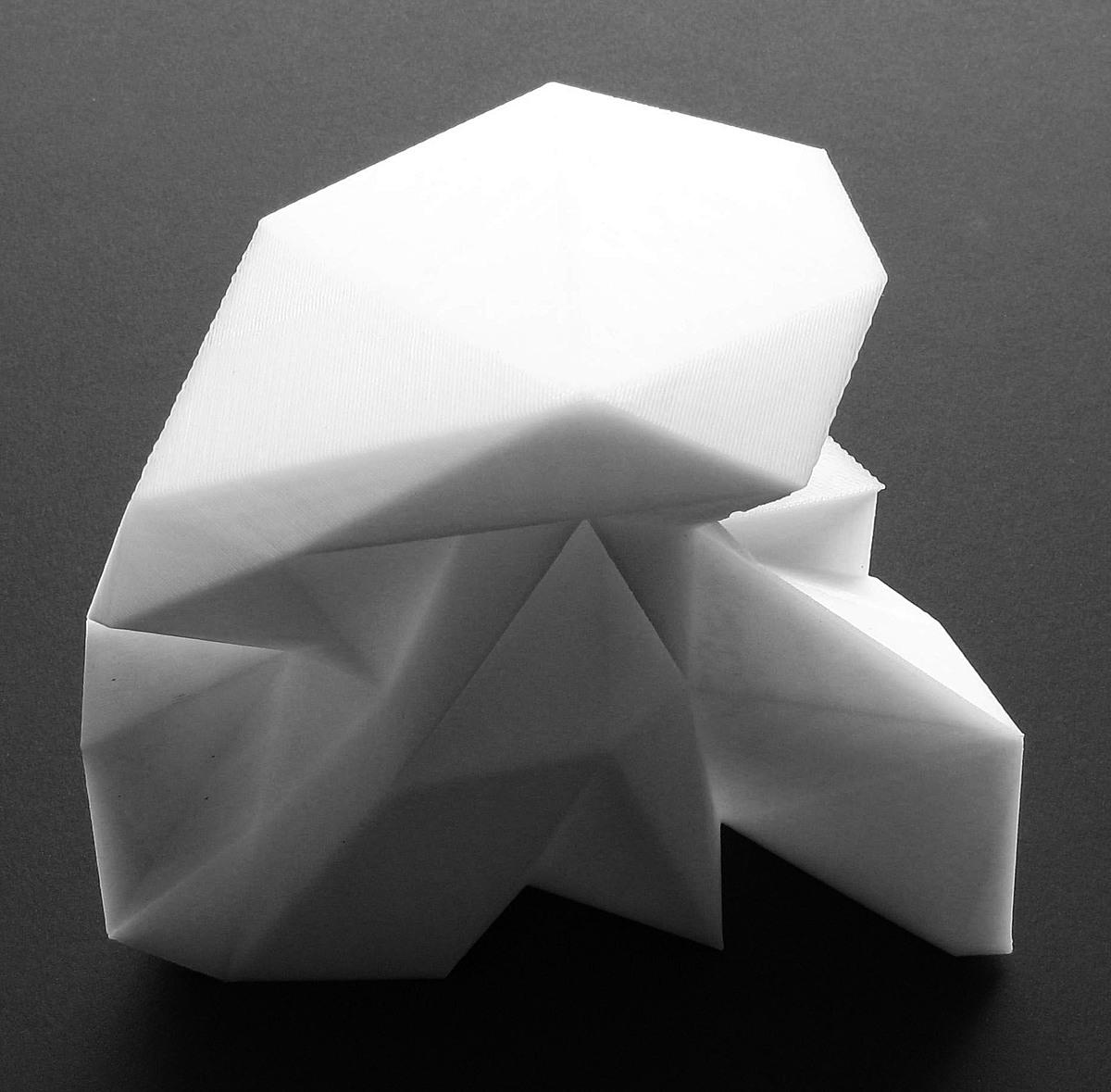 Final 3D printed Model