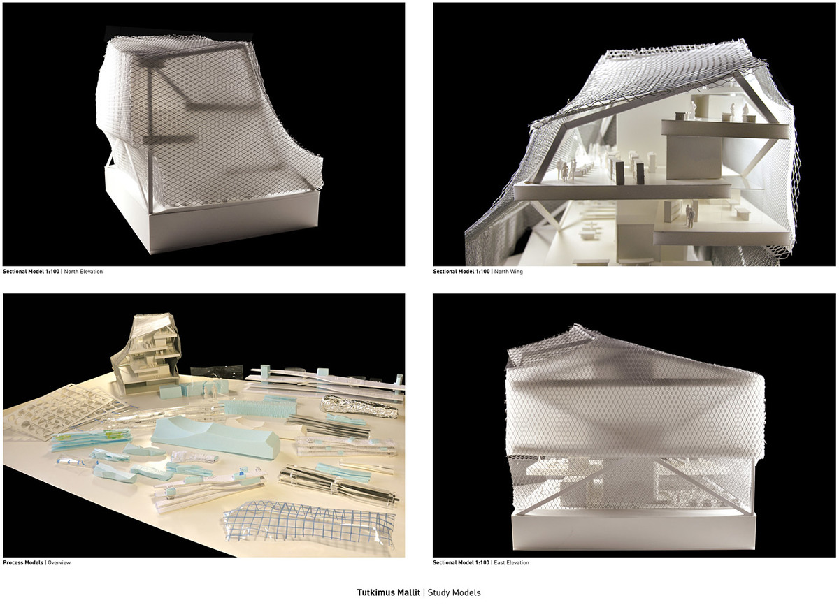 Study models (Image: PAR)
