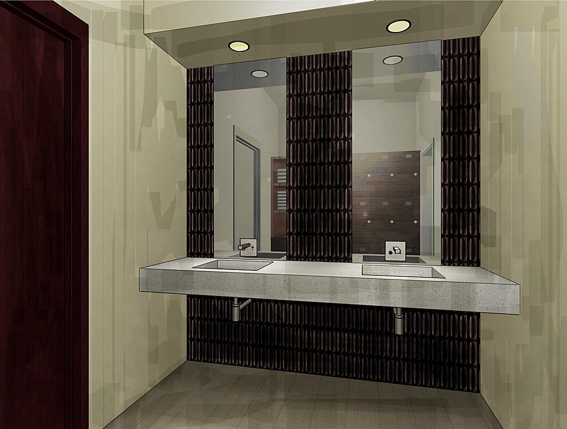 Bathroom Rendering