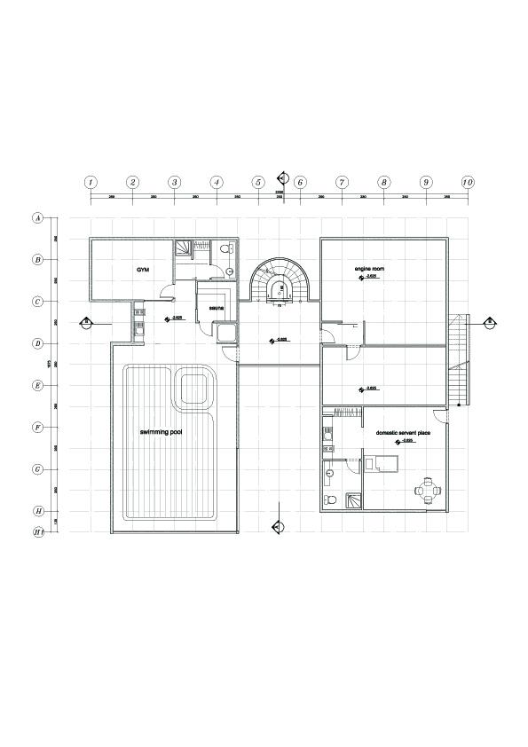 A Villa Loosineh Davoodian Archinect