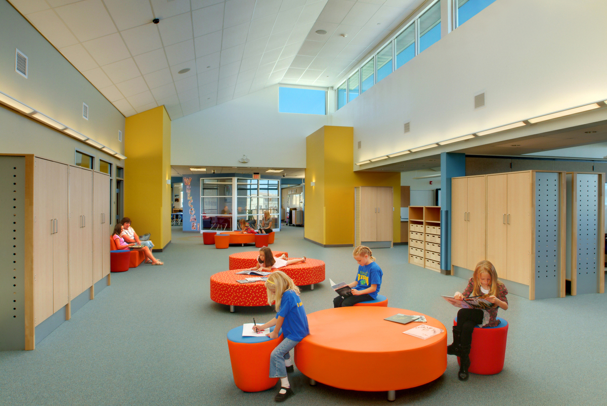 Summit elementary school lee h skolnick architecture for Whitespace architects careers