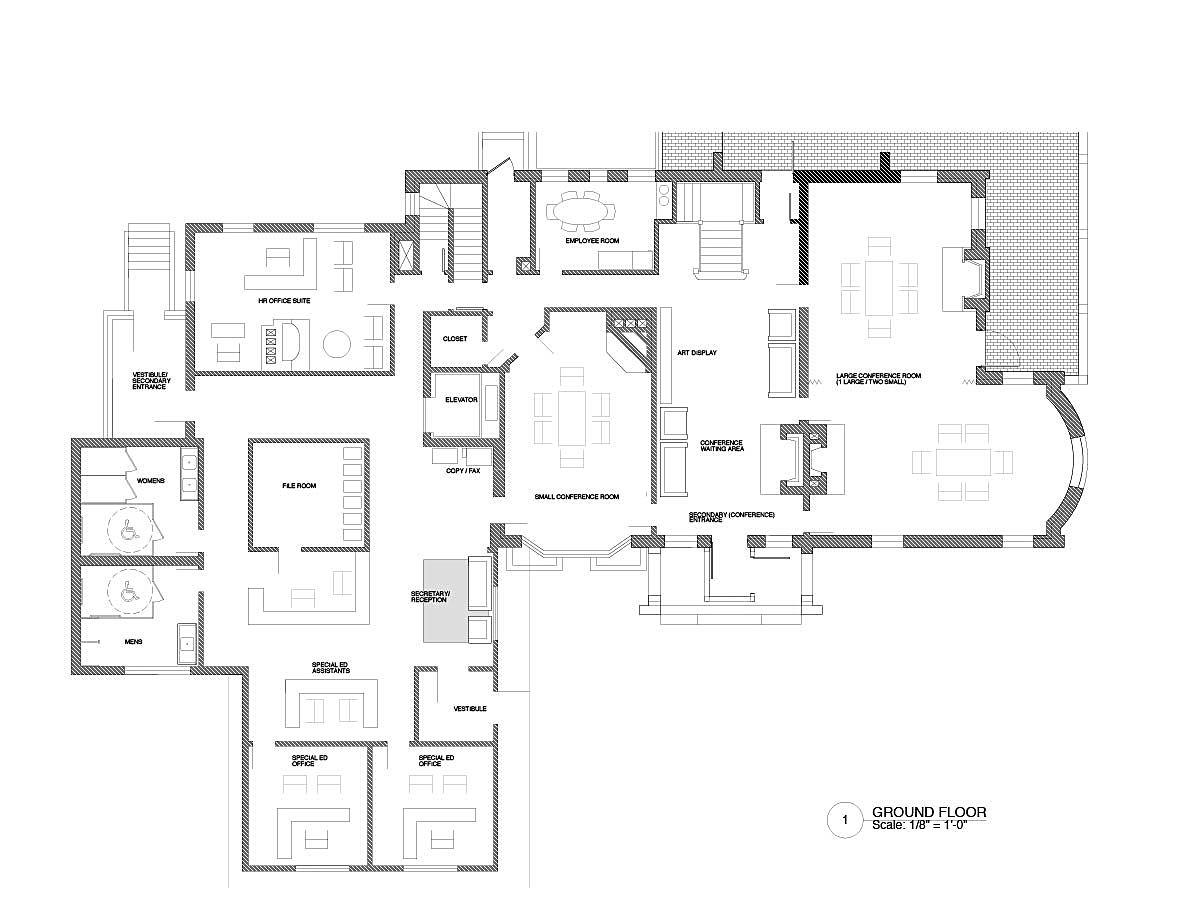 Ground Floor - New