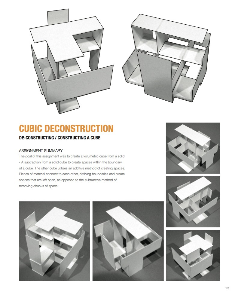 Cubic Deconstruction