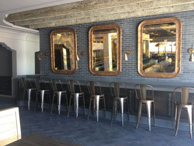 Bar Height Seating