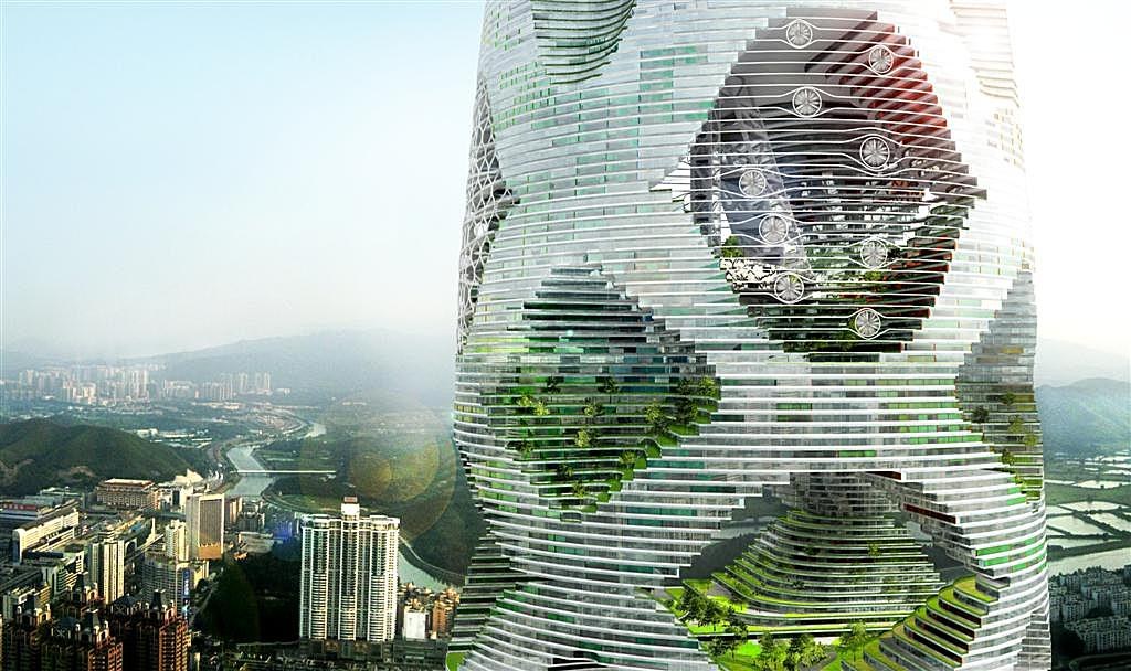 Shenzhen Logistic City