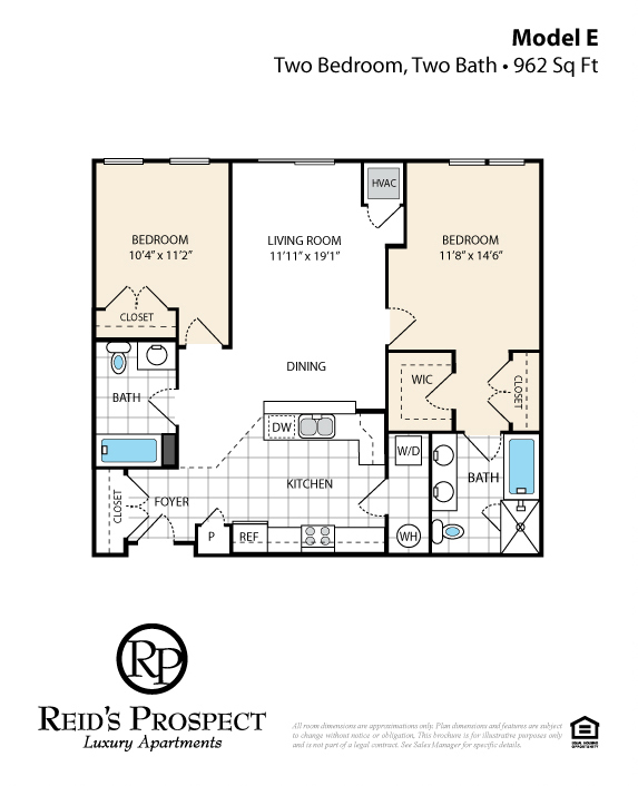 Apartment Model E