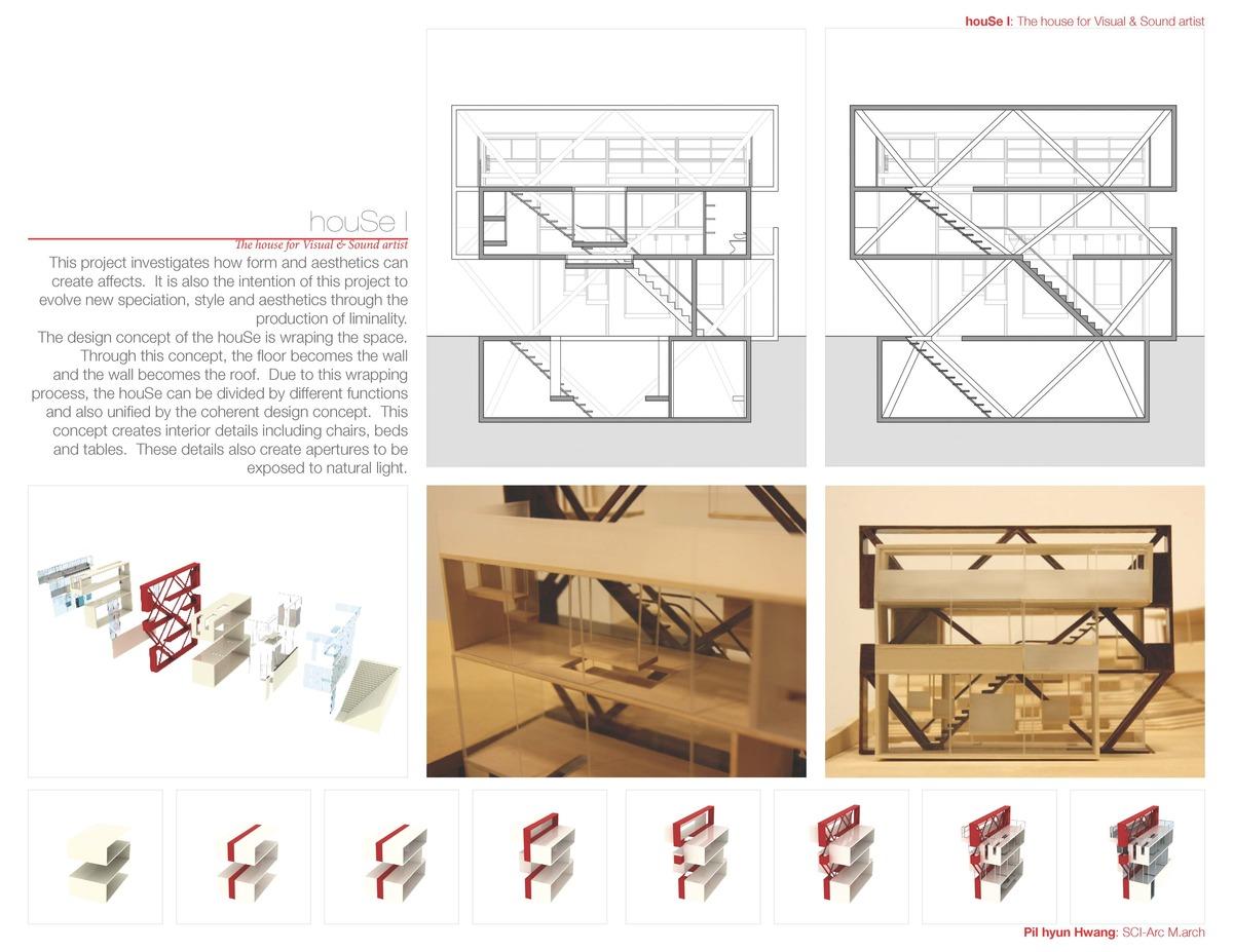 houSe I | Pil hyun Hwang | Archinect