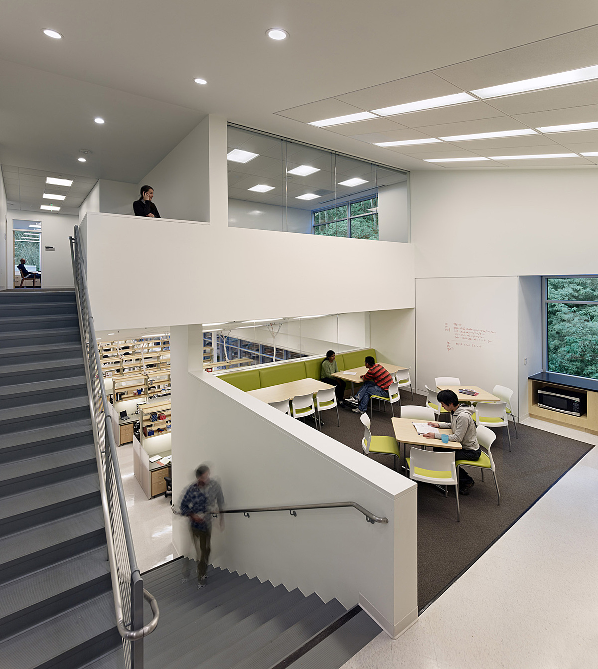 Photo courtesy of Rafael Viñoly Architects, Copyright Bruce Damonte