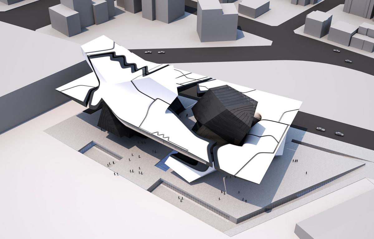 Image: Tom Wiscombe Design