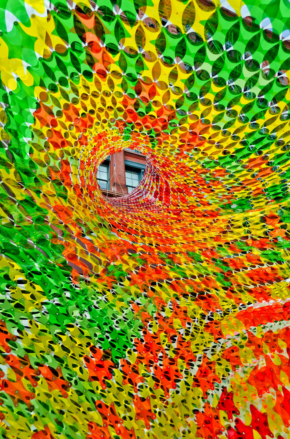 Xtra Moenia - San Gennaro Festival Sculpture (Image: Softlab)