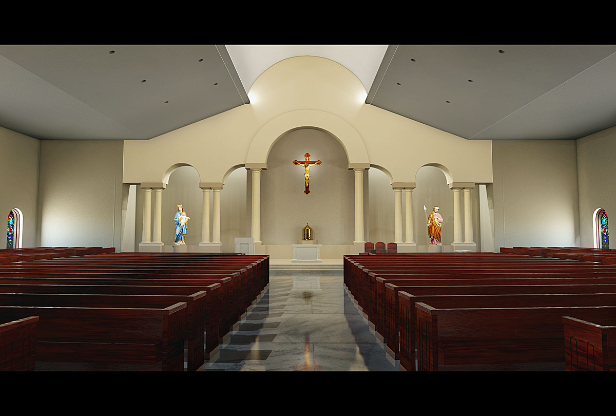 Our Lady Of The Lake Chapin SC