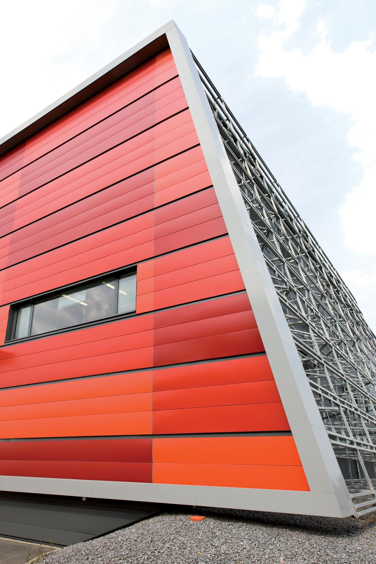 Sunfilm Solar Factory Hunter Douglas Architectural