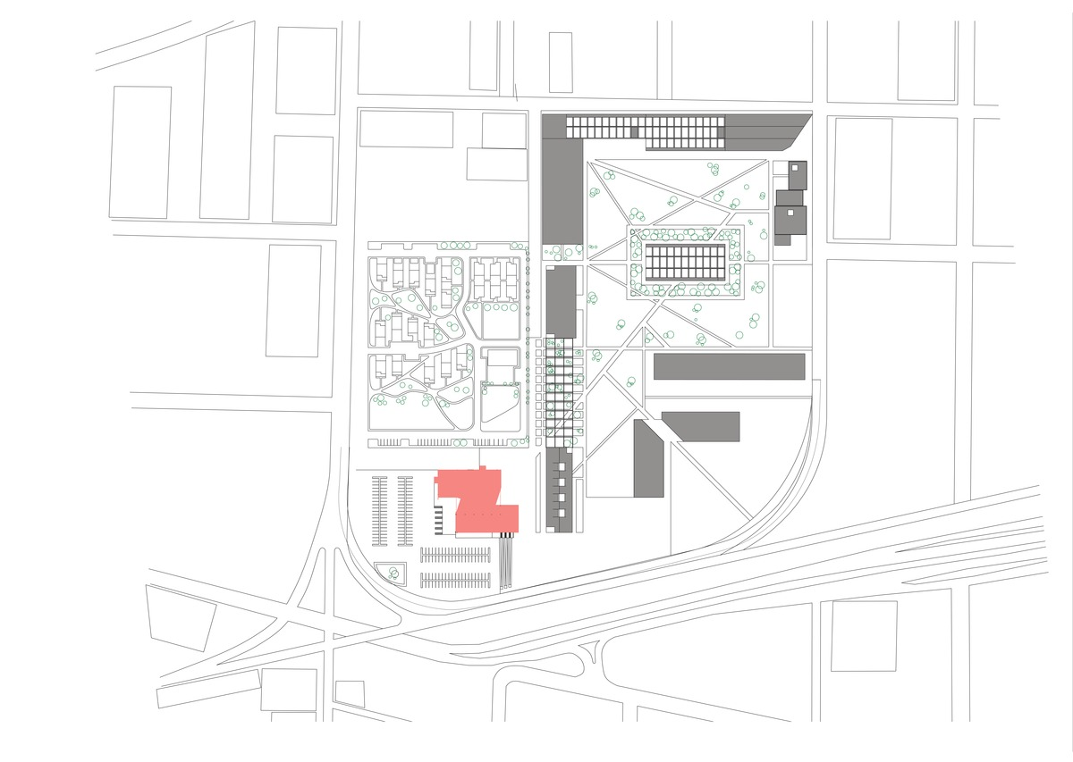 Proposed Campus Plan
