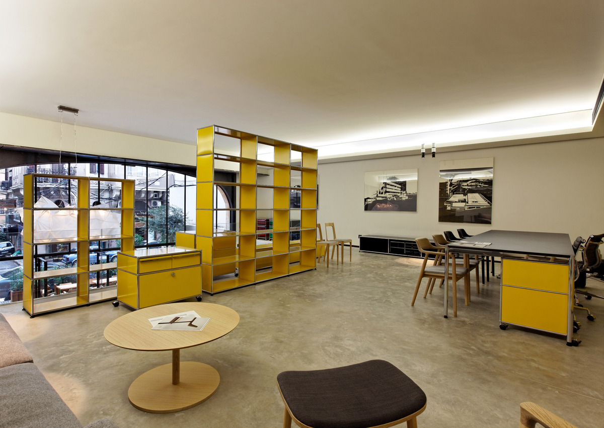 Ginette Concept Store Raed Abillama Architects Archinect