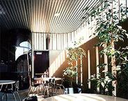 New Cafeteria/Science Lab interio