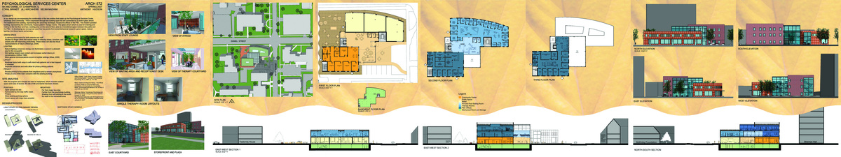 MASTERS IN ARCHITECTURE_HEALTHCARE DESIGN PROJECT