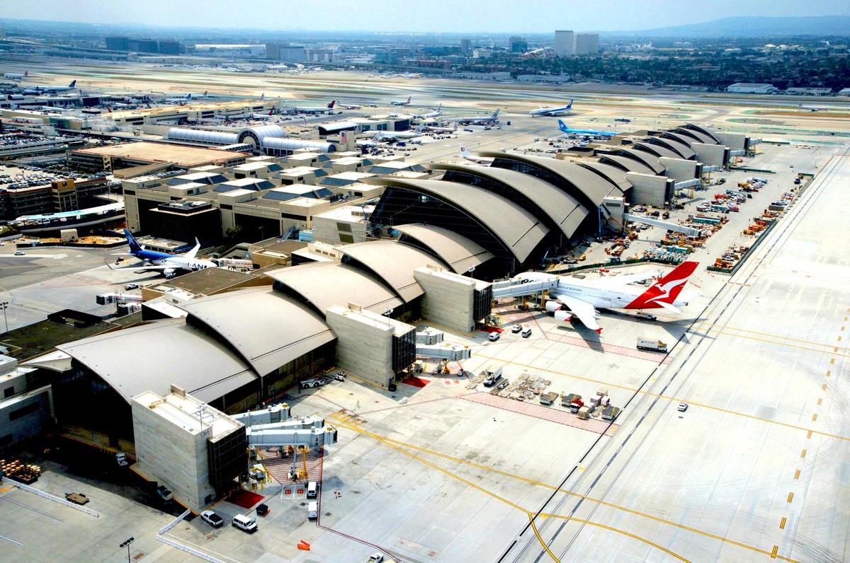 Lax International Terminal Allyn Polancic Archinect