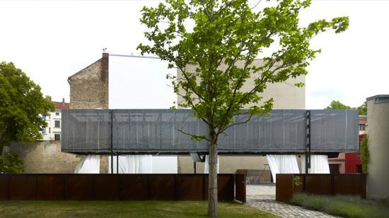 BMW Guggenheim Lab via Atelier Bow-Wow