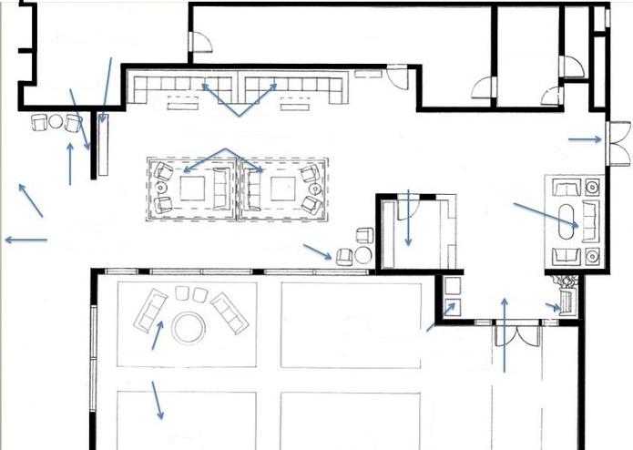 Boutique hotel lobby floor plans lobby floor plan proposal