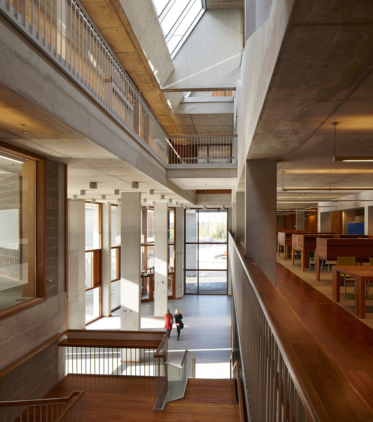 University of Limerick Medical School by Grafton Architects; Photo: Dennis Gilbert