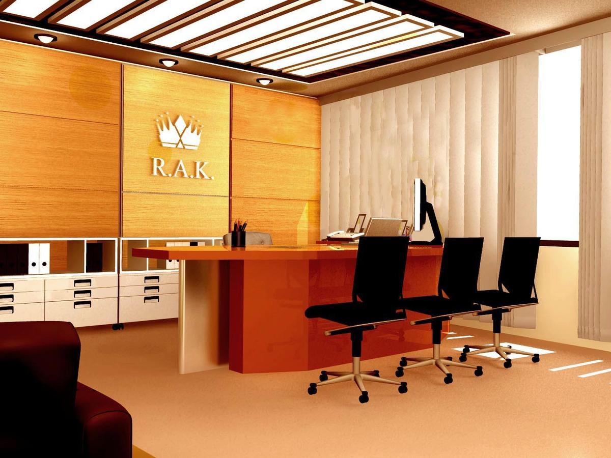 Office interior mohammad azim archinect for Ar interior decoration llc