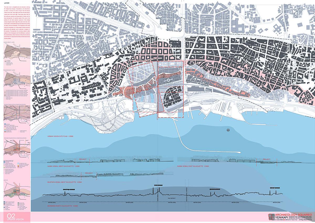 Eisenmann Architects & Aytaç Architects