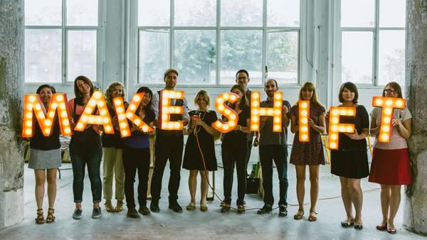 Still from Makeshift Society Brooklyn Kickstarter campaign (http://www.kickstarter.com/projects/renatom/makeshift-society-coworking-and-community-in-brook)