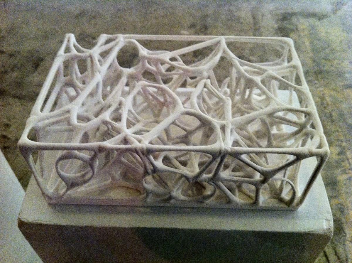 LA - ArtWalk Exhibition Model _ Art & the Logic Machine
