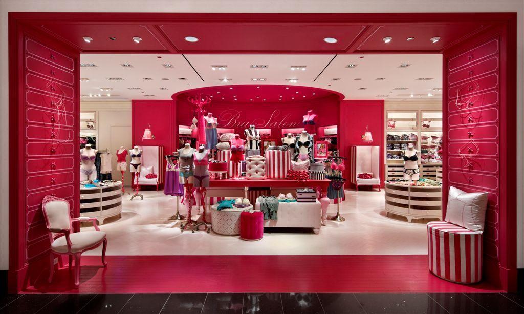 Victoria 39 s secret flagship store chicago emily limage for Interior design staffing agency chicago