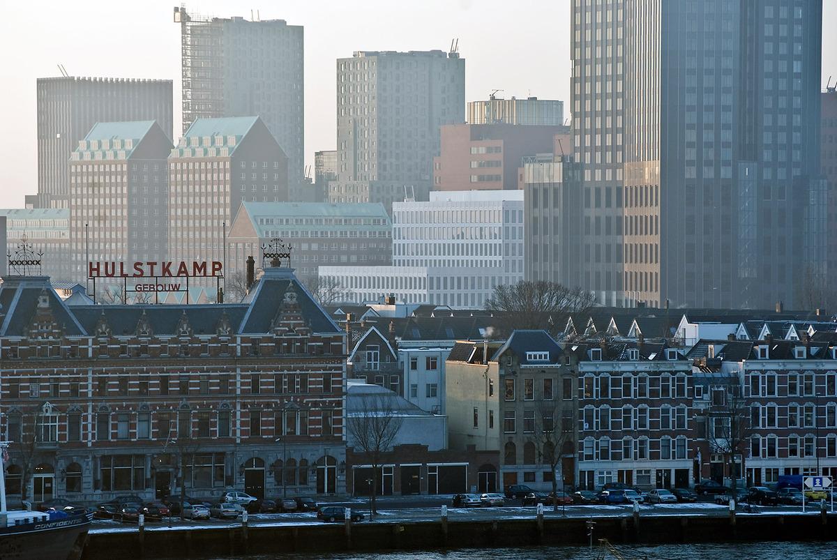 KAAN Architecten / photo Sebastian van Damme
