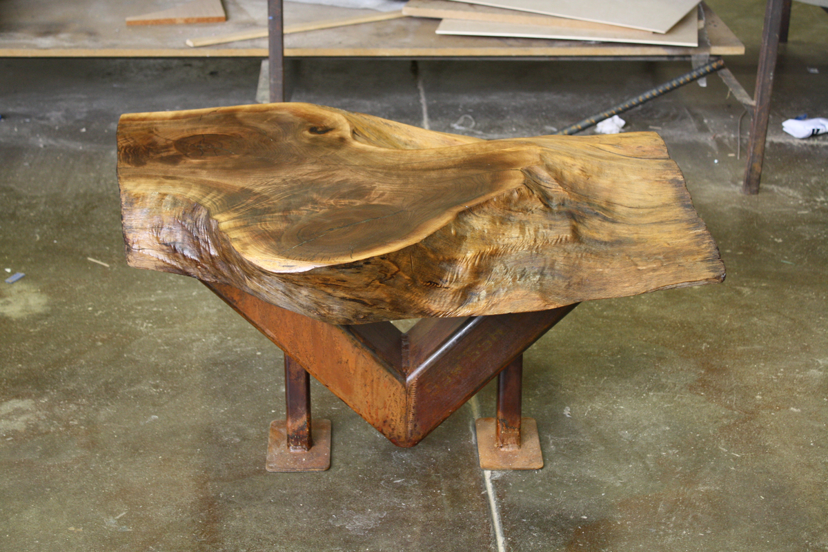 Coffee Table Designed by Dick Yencer