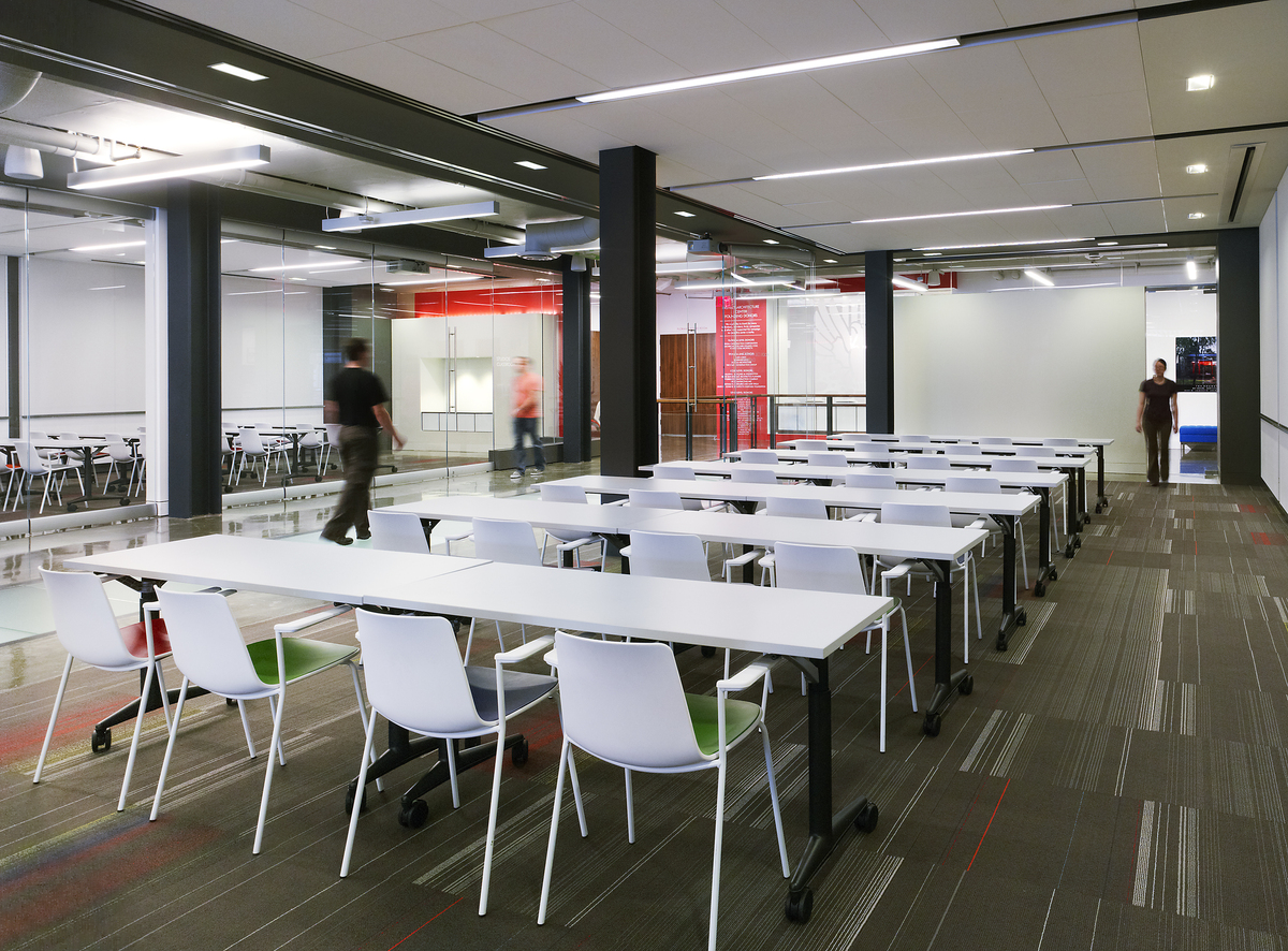 Aia Dc District Architecture Center Hickok Cole Architects Archinect