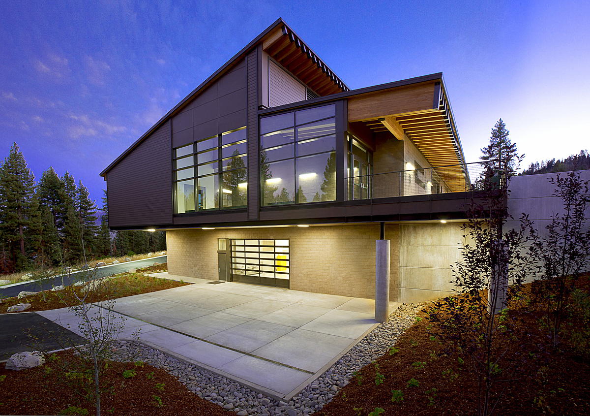 Career technical education green construction and for Lake tahoe architecture firms