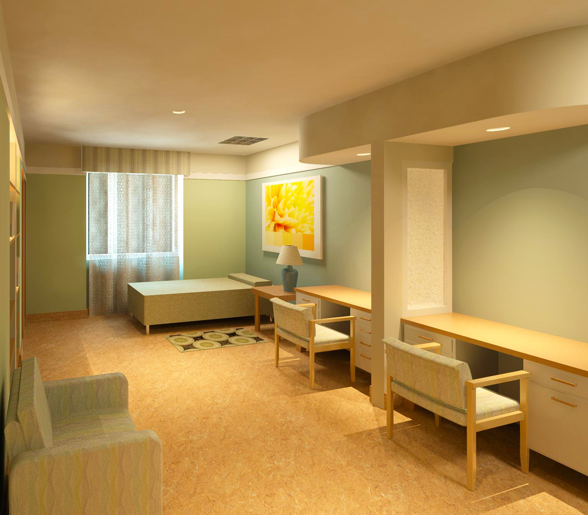 Hospital Renovation Veteran Affairs Augusta Ga Ana Paula Winterrowd Archinect