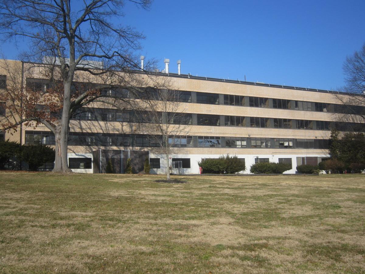 USDA Pilot Plant Refit of New Laboratories