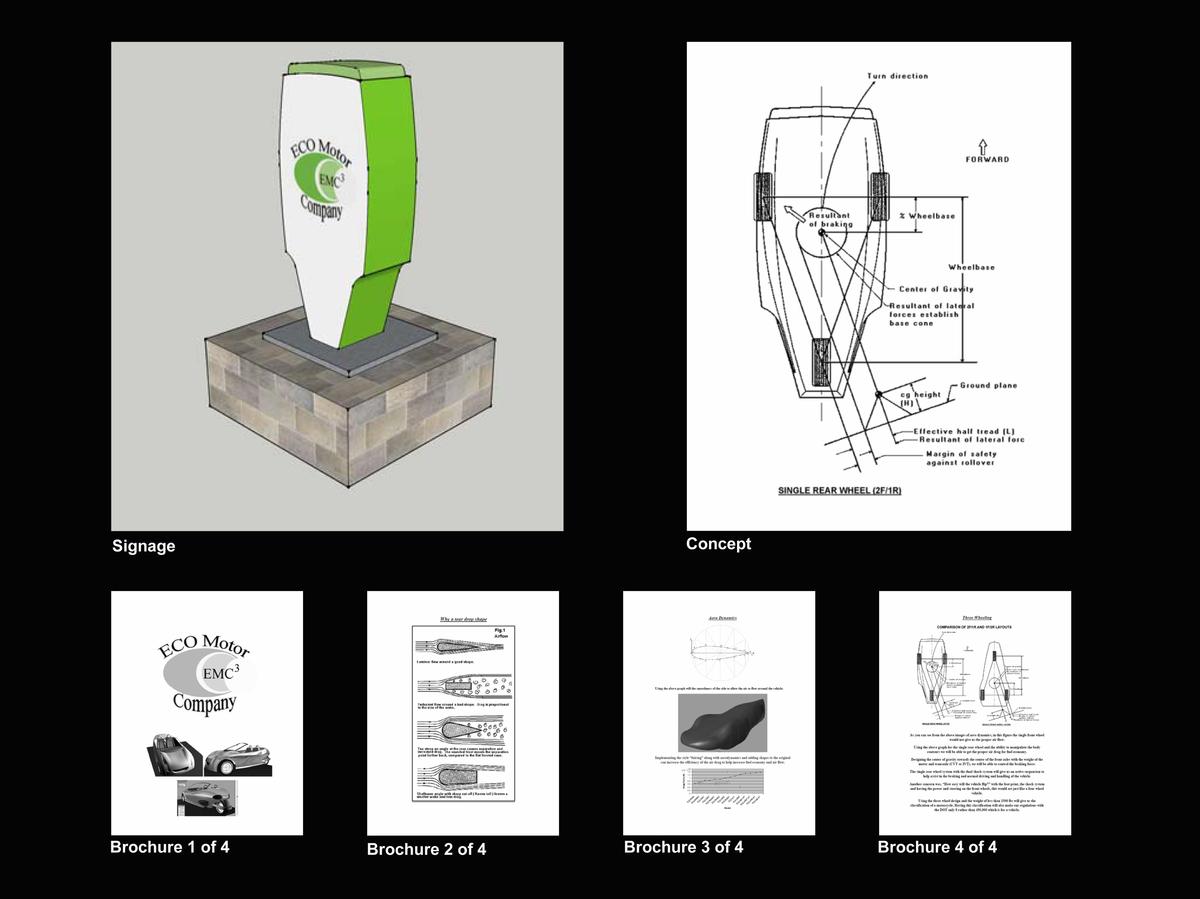 Signage Design Concept