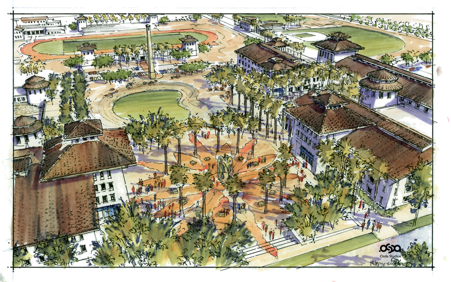 High School Site Plan